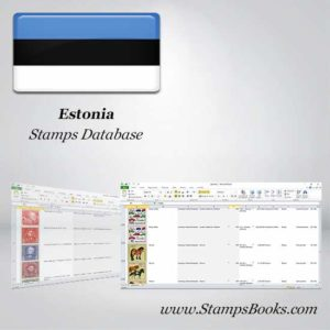 Estonia Stamps dataBase