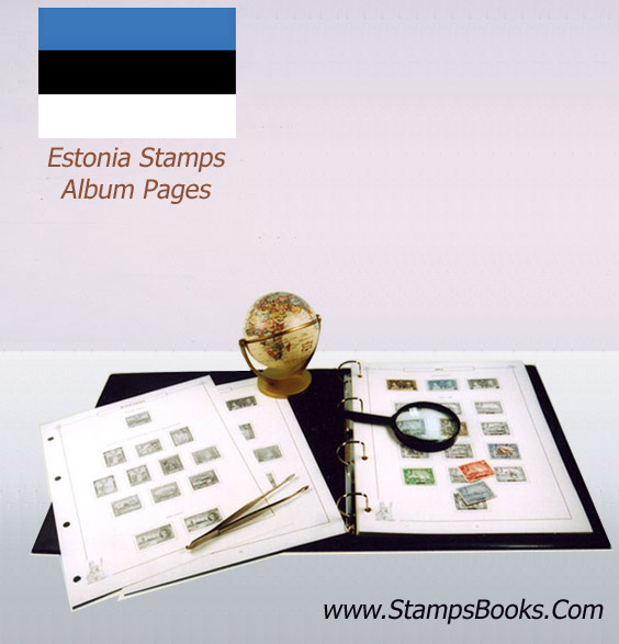 Estonia stamps