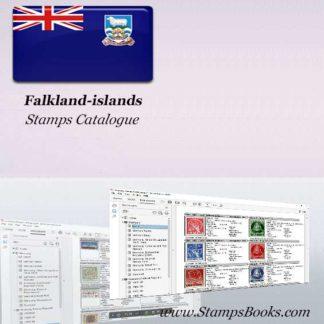 Falkland islands Stamps Catalogue