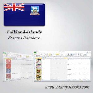Falkland islands Stamps dataBase