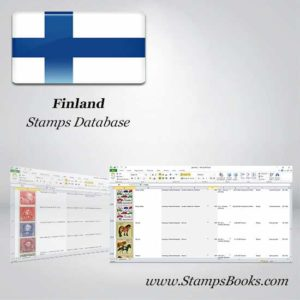Finland Stamps dataBase