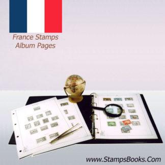 timbres en france