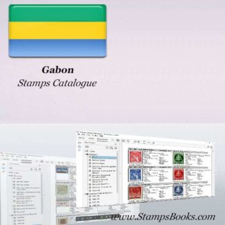 Gabon Stamps Catalogue