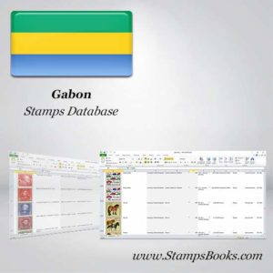 Gabon Stamps dataBase