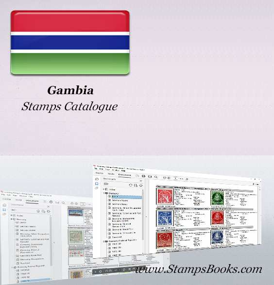 Gambia Stamps Catalogue