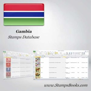 Gambia Stamps dataBase
