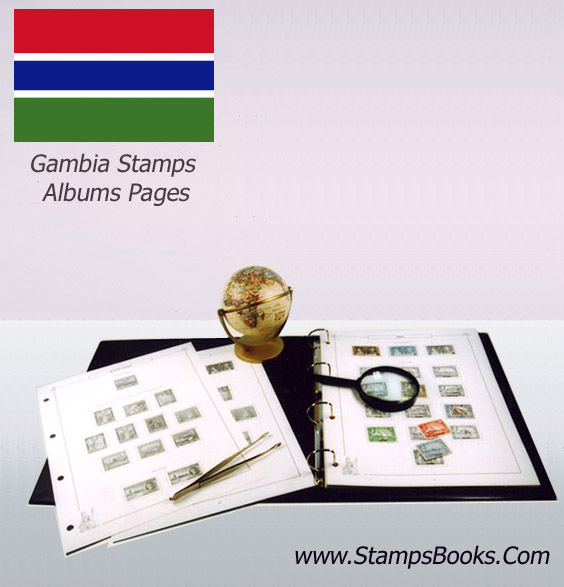 Gambia Stamps