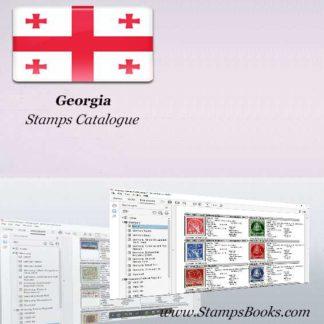 Georgia Stamps Catalogue