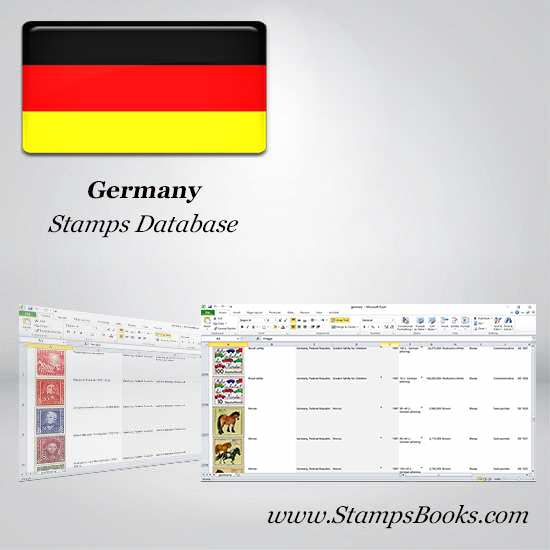 Germany Stamps dataBase