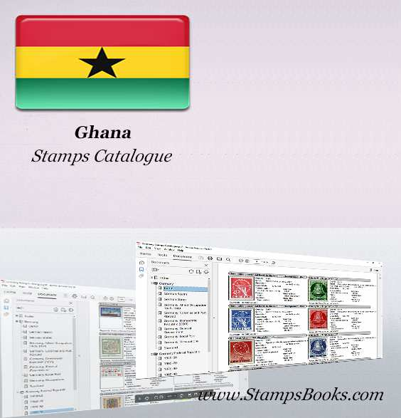 Ghana Stamps Catalogue