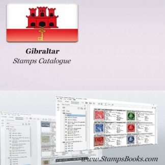 Gibraltar Stamps Catalogue