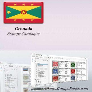 Grenada Stamps Catalogue