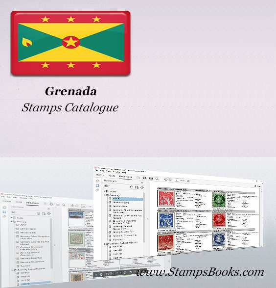 Grenada Stamps Catalogue