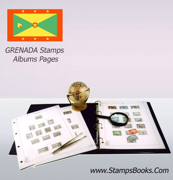 Grenada stamps
