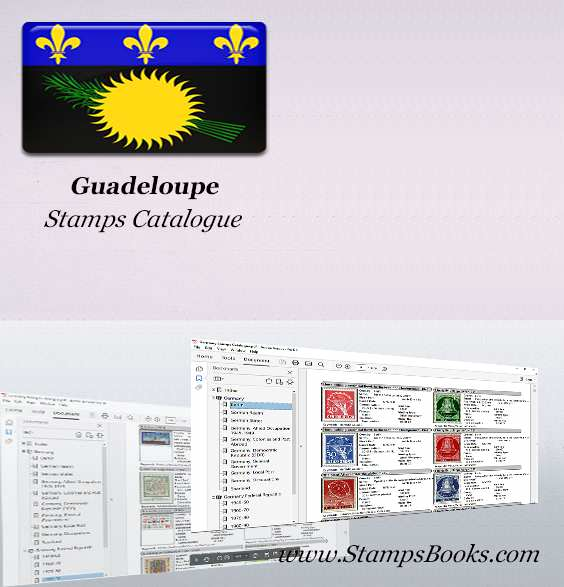 Guadeloupe Stamps Catalogue
