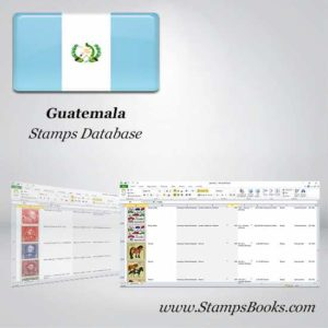 Guatemala Stamps dataBase