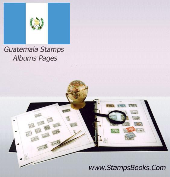 Guatemala stamps