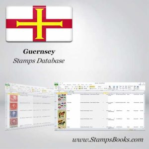 Guernsey Stamps dataBase