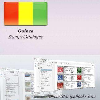 Guinea Stamps Catalogue