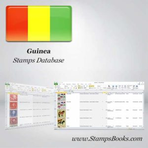 Guinea Stamps dataBase