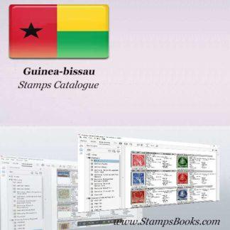 Guinea bissau Stamps Catalogue
