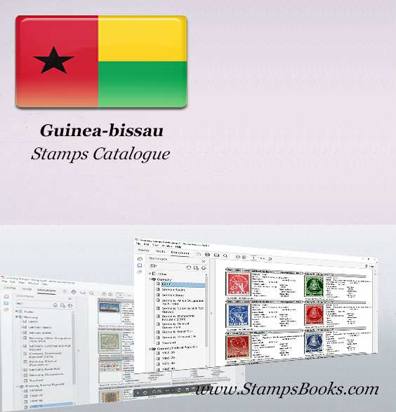 Guinea bissau Stamps Catalogue