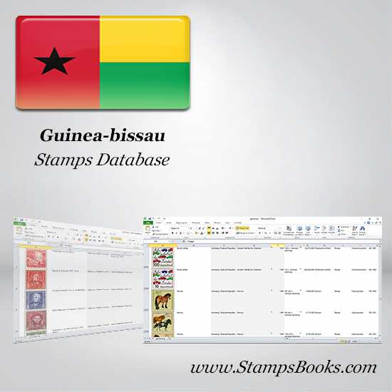 Guinea bissau Stamps dataBase