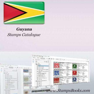 Guyana Stamps Catalogue