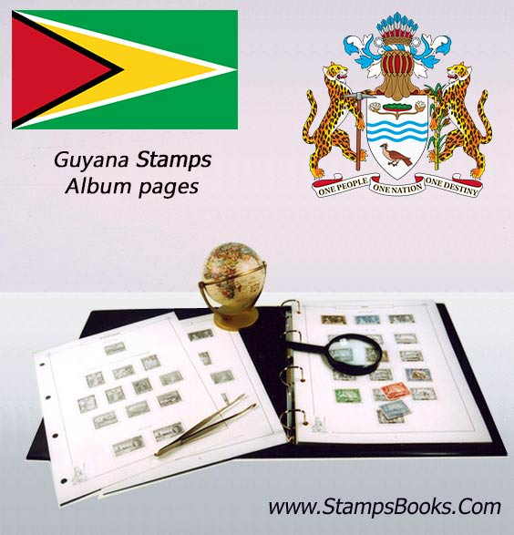 Guyana Stamps