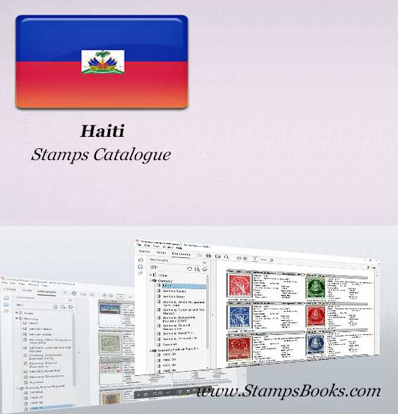 Haiti Stamps Catalogue