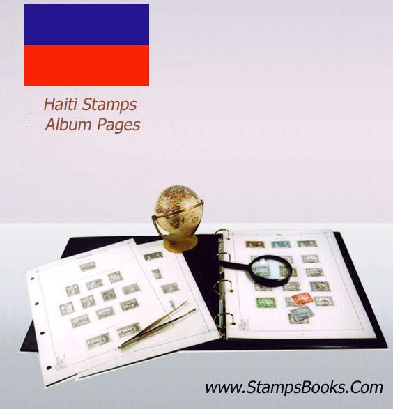 Haiti stamps