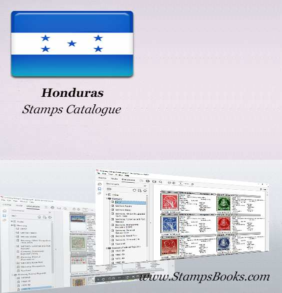 Honduras Stamps Catalogue