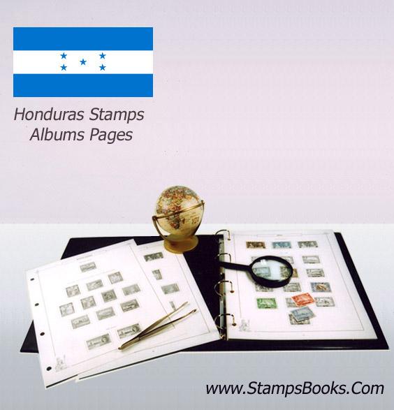 Honduras Stamps