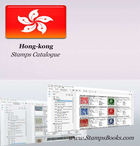 Hong kong Stamps Catalogue