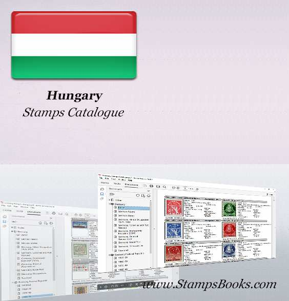 Hungary Stamps Catalogue