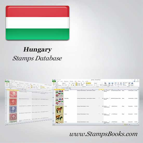Hungary Stamps dataBase