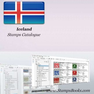 Iceland Stamps Catalogue