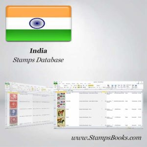 India Stamps dataBase
