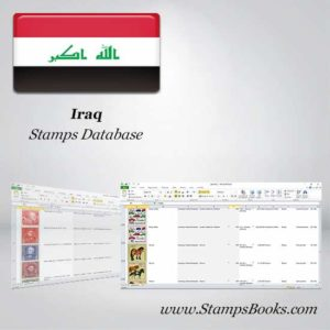 Iraq Stamps dataBase
