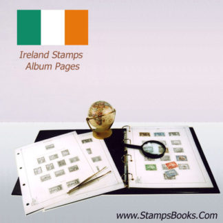 timbres Irlande