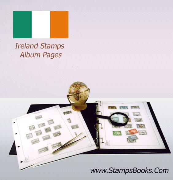 Ireland stamps