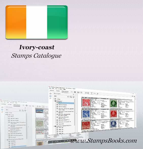Ivory coast Stamps Catalogue
