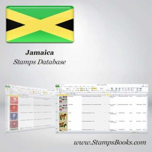 Jamaica Stamps dataBase