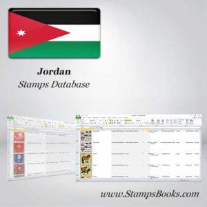 Jordan Stamps dataBase
