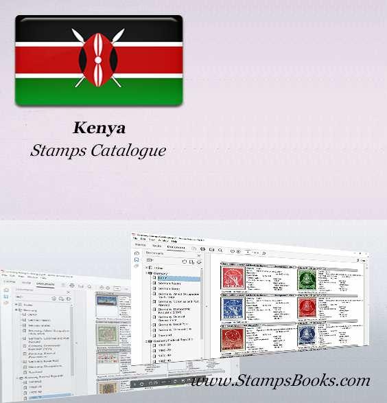 Kenya Stamps Catalogue