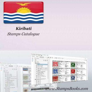 Kiribati Stamps Catalogue