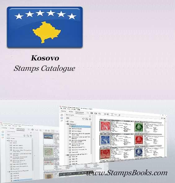 Kosovo Stamps Catalogue