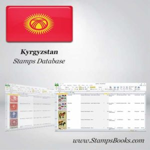 Kyrgyzstan Stamps dataBase