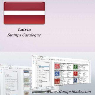 Latvia Stamps Catalogue