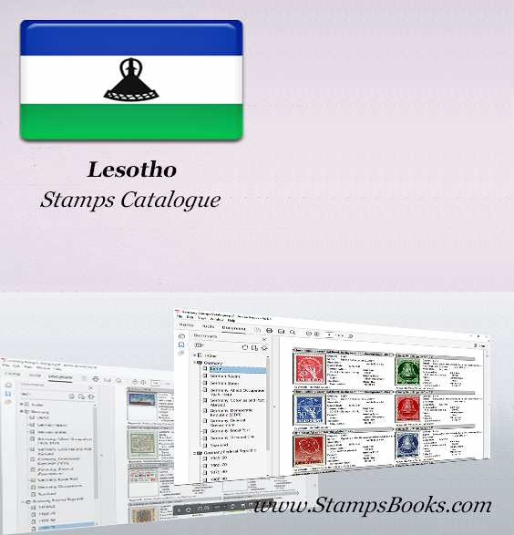 Lesotho Stamps Catalogue